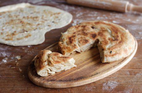 לחם מחבת אלוהי ב-15 דקות