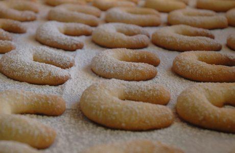 עוגיות שקדים סופר פריכות