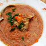 גספצ'ו – מרק עגבניות קר לימים לוהטים