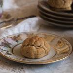 עוגיות טחינה ומחשבות על משמעת עצמית